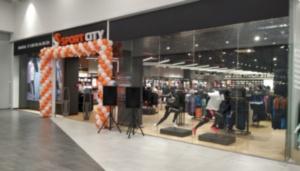 Открытие нового магазина SPORT CITY в Киеве!